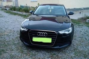 Автомобиль Audi A6, отличное состояние, 2011 года выпуска, цена 1 200 000 руб., Краснодар