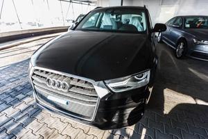 Новый автомобиль Audi Q3, 2017 года выпуска, цена 1 822 443 руб., Москва