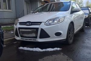 Подержанный автомобиль Ford Focus, отличное состояние, 2013 года выпуска, цена 476 000 руб., Орехово-Зуево