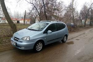 Автомобиль Chevrolet Rezzo, хорошее состояние, 2008 года выпуска, цена 290 000 руб., Казань