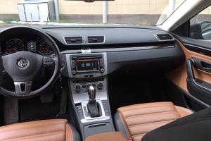 Автомобиль Volkswagen Passat CC, хорошее состояние, 2014 года выпуска, цена 1 000 000 руб., Казань