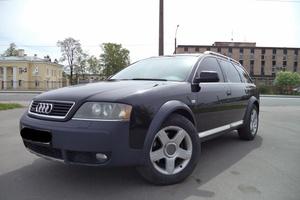Подержанный автомобиль Audi Allroad, отличное состояние, 2004 года выпуска, цена 395 000 руб., Санкт-Петербург
