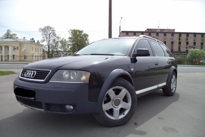 Авто Audi Allroad, 2004 года выпуска, цена 395 000 руб., Санкт-Петербург