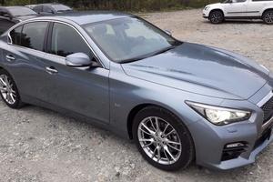 Автомобиль Infiniti Q50, отличное состояние, 2015 года выпуска, цена 1 680 000 руб., Челябинск