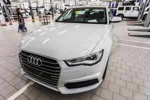 Новый автомобиль Audi A6, 2017 года выпуска, цена 2 568 710 руб., Москва