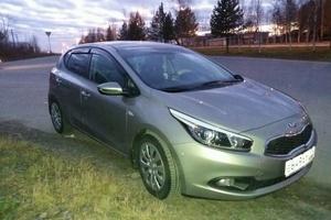 Подержанный автомобиль Kia Cee'd, хорошее состояние, 2013 года выпуска, цена 650 000 руб., ао. Ханты-Мансийский Автономный округ - Югра