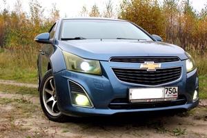 Автомобиль Chevrolet Cruze, отличное состояние, 2014 года выпуска, цена 555 000 руб., Орехово-Зуево