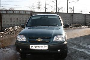 Подержанный автомобиль Chevrolet Niva, отличное состояние, 2013 года выпуска, цена 385 000 руб., Орехово-Зуево