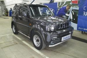 Авто Suzuki Jimny, 2011 года выпуска, цена 705 000 руб., Санкт-Петербург