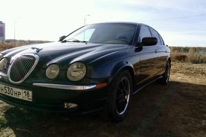 Автомобиль Jaguar S-Type, отличное состояние, 1999 года выпуска, цена 225 000 руб., Тюмень