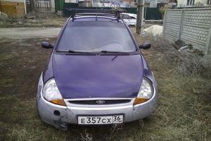 Автомобиль Ford Ka, среднее состояние, 1997 года выпуска, цена 55 000 руб., Воронеж