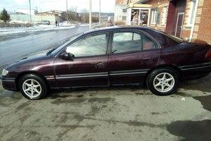 Автомобиль Opel Omega, среднее состояние, 1994 года выпуска, цена 110 000 руб., Миасс