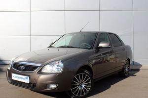 Авто ВАЗ (Lada) Priora, 2016 года выпуска, цена 409 700 руб., Москва