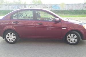 Автомобиль Hyundai Verna, отличное состояние, 2008 года выпуска, цена 330 000 руб., Тверь