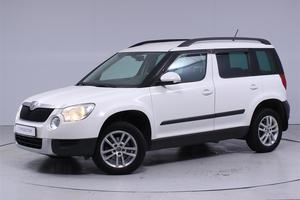 Авто Skoda Yeti, 2012 года выпуска, цена 629 000 руб., Москва