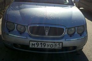 Автомобиль Rover 75, хорошее состояние, 2000 года выпуска, цена 210 000 руб., Таганрог