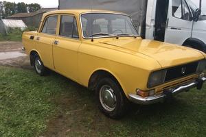 Автомобиль Москвич 2140, среднее состояние, 1981 года выпуска, цена 60 000 руб., Москва