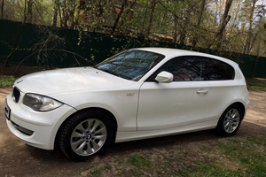 Автомобиль BMW 1 серия, хорошее состояние, 2011 года выпуска, цена 470 000 руб., Москва