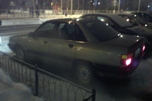 Автомобиль Audi 100, хорошее состояние, 1989 года выпуска, цена 115 000 руб., Санкт-Петербург