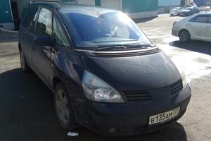 Автомобиль Renault Espace, отличное состояние, 2004 года выпуска, цена 490 000 руб., Москва