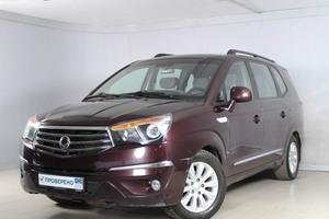 Авто SsangYong Stavic, 2014 года выпуска, цена 940 000 руб., Санкт-Петербург