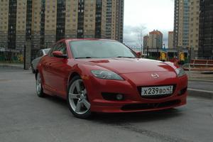 Автомобиль Mazda RX-8, отличное состояние, 2004 года выпуска, цена 440 000 руб., Санкт-Петербург