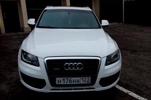Подержанный автомобиль Audi Q5, отличное состояние, 2009 года выпуска, цена 850 000 руб., Краснодарский край