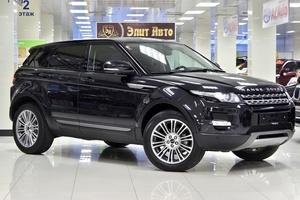 Авто Land Rover Range Rover Evoque, 2012 года выпуска, цена 1 299 999 руб., Москва