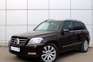 Авто Mercedes-Benz GLK-Класс, 2011 года выпуска, цена 1 129 000 руб., Москва