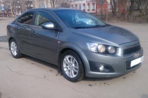 Подержанный автомобиль Chevrolet Aveo, отличное состояние, 2013 года выпуска, цена 355 000 руб., Челябинск