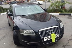 Подержанный автомобиль Audi A6, отличное состояние, 2007 года выпуска, цена 690 000 руб., Ростов-на-Дону