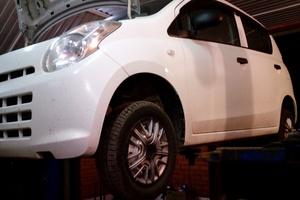 Автомобиль Suzuki Alto, хорошее состояние, 2011 года выпуска, цена 310 000 руб., Краснодар
