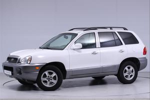 Авто Hyundai Santa Fe, 2003 года выпуска, цена 359 000 руб., Москва