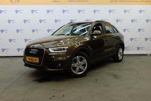Авто Audi Q3, 2012 года выпуска, цена 880 000 руб., Москва