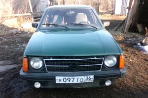Автомобиль Opel Kadett, отличное состояние, 1984 года выпуска, цена 59 800 руб., Москва