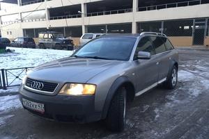 Автомобиль Audi Allroad, хорошее состояние, 2001 года выпуска, цена 300 000 руб., Санкт-Петербург