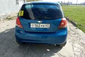 Автомобиль Chevrolet Aveo, хорошее состояние, 2006 года выпуска, цена 180 000 руб., Санкт-Петербург