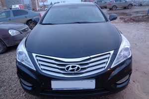 Авто Hyundai Grandeur, 2013 года выпуска, цена 1 160 000 руб., Самара