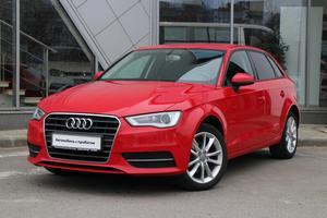 Подержанный автомобиль Audi A3, отличное состояние, 2013 года выпуска, цена 839 000 руб., Санкт-Петербург
