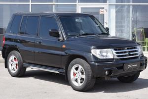 Авто Mitsubishi Pajero Pinin, 2000 года выпуска, цена 389 000 руб., Липецк