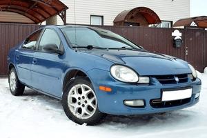 Автомобиль Dodge Neon, хорошее состояние, 2002 года выпуска, цена 230 000 руб., Починок