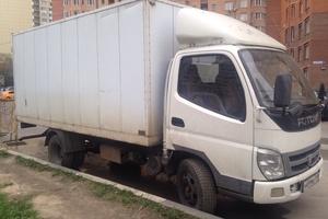 Автомобиль Foton Ollin BJ 1041, хорошее состояние, 2007 года выпуска, цена 370 000 руб., Москва