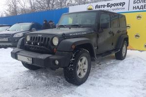 Авто Jeep Wrangler, 2012 года выпуска, цена 1 700 000 руб., Самара