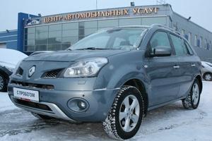 Авто Renault Koleos, 2009 года выпуска, цена 549 000 руб., Санкт-Петербург