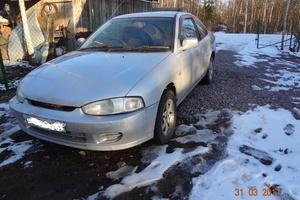 Автомобиль Mitsubishi Mirage, хорошее состояние, 1998 года выпуска, цена 135 000 руб., Санкт-Петербург