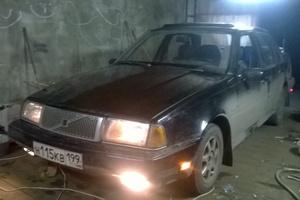 Автомобиль Volvo 460, среднее состояние, 1990 года выпуска, цена 35 000 руб., Мичуринск