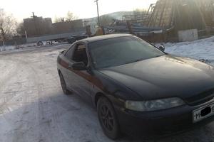 Автомобиль Honda Integra, хорошее состояние, 1998 года выпуска, цена 170 000 руб., Чита