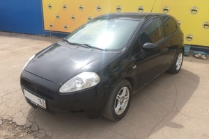 Авто Fiat Punto, 2008 года выпуска, цена 180 000 руб., Самара