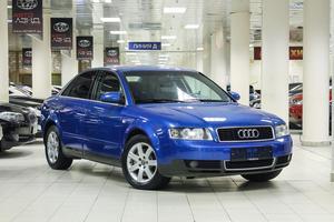 Подержанный автомобиль Audi A4, отличное состояние, 2004 года выпуска, цена 355 555 руб., Москва