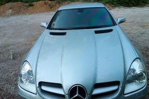 Автомобиль Mercedes-Benz SLK-Класс, отличное состояние, 2006 года выпуска, цена 735 000 руб., Самара